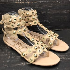 Sam Edelman Eavan Sandals Size 7.5